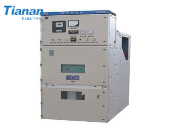 Metal Enclosed Switchgear Cabinet / Withdrawable Metal Clad Switchgear
