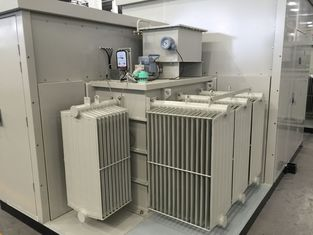 Prefabricated Compact Transformer SubstationFor Wind Power Generation With 24KV