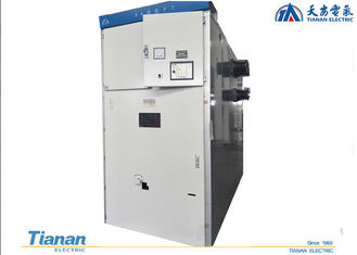 Indoor 40 . 5 KV High Voltage Switchgear Cubicle For Power Distribution